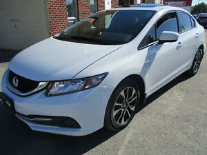 2015 Honda Civic EX Sedan** SOLD**