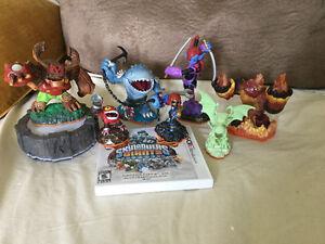 Nintendo DS Skylanders Giants