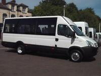 IVECO DAILY 17 SEAT WHEELCHAIR ACCESSIBLE AUTOMATIC MINIBUS COIF TACHOGRAPH PSV