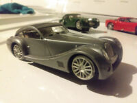 CARRERA 1/32,PROX SLOT CARS ROLLING CHASSIS.