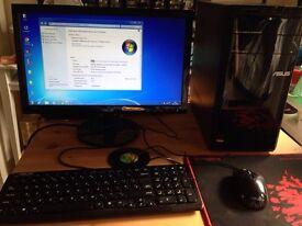 Asus Essentio AMD Desktop PC
