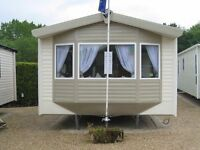STATIC CARAVAN FOR SALE IN NORTH WALES- 5* FAMILY PARK IN SNOWDONIA- SLEEPS 6- PARK OPEN 12 MONTHS