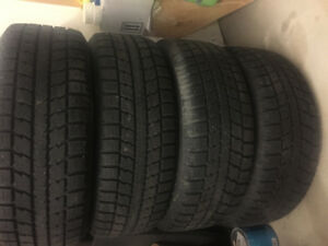 Toyo Winter Tires - Observe GSI5 - 215/60/R16 95T