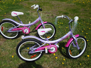 Girls bicycle.