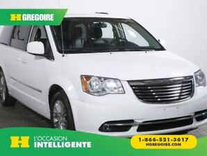 2016 Chrysler Town And Country TOURING-L CUIR PORTE COULISSANTE ÉLECT