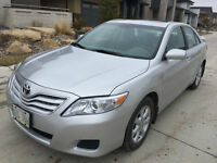 2010 Toyota Camry LE,Sunroof,Bluetooth,New Safety (74,913 KM)