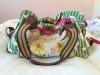 'Blooming gorgeous' changing bag