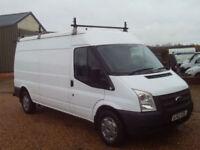 Ford Transit 350 2.2TDCi ( 125PS ) ( EU5 ) ( RWD ) 350L Med Roof Van 350 LWB