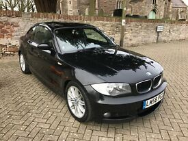 BMW 123d M Sport Coupe - 265bhp - 58 plate