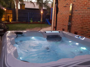 Luxury & Comfort Surround you in a Antigua Hot Tub on Sale Now!