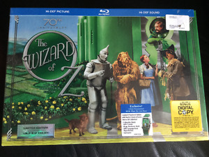 Sealed Wizard of Oz Anniversary