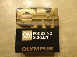 Olympus  OM 1-4 focusing screen
