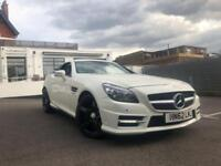 Mercedes-Benz SLK350 AMG 3.5 ( 306bhp ) BlueEFFICIENCY ( s/s ) 7G-Tronic P AMG