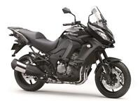 "Kawasaki 2015 Versys 1000 ABS ""16 Plate"" X Demonstrator Low Mileage"