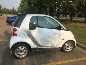 2013 SMART FORTWO AWD 51k AUTOMATIC
