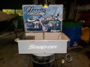 Snap On parts washer
