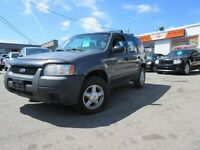 2004 Ford Escape XLS Front-wheel Drive CHECK IT OUT