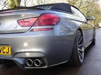 2011 61 BMW 640d 3.0TD auto d M Sport CONVERTIBLE..STUNNING 'HAMANN' CONVERSION!