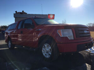 2009 Ford F150 SuperCrew Propane