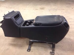 Centre console 2000 Chevy truck