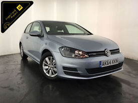 2014 64 VOLKSWAGEN GOLF BLUEMOTION TDI DIESEL 1 OWNER SERVICE HISTORY FINANCE PX