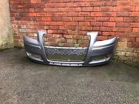 Audi A3 Front Bumper 2004-2008