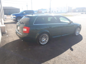 2004 audi s4. New engine. Only car in canada!