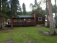 Cabin for Rental at Emma Lake