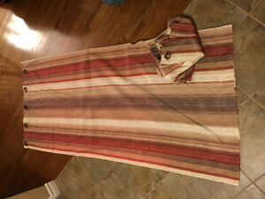 Beautiful curtains ~ 81L x 71W - $35 excellent condition