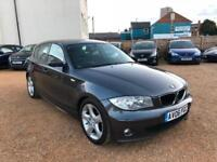 2006 BMW 1 Series 2.0 120d Sport 5dr