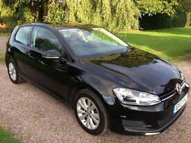 2013 13 Volkswagen Golf 2.0TDI ( 150ps ) ( s/s ) SE 3dr Black