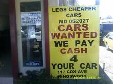 CASH FOR CARS   WE COME TO YOU ANYWHERE IN  PENRITH & BLUE MTNS Kingswood 2747 Penrith Area Preview