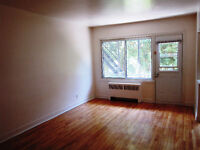 2 1/2 in Lachine (heat + hot water included)