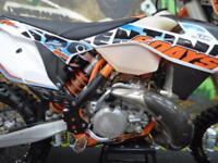 KTM EXC 250 Motocross Bike SIX DAYS Edition