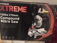 Extreme mitre saw