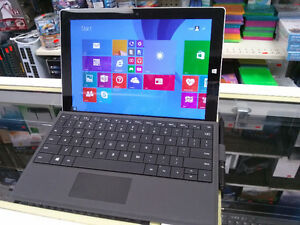 Microsoft Surface 3, 2 GB, 64 GB, Type Cover, Pen