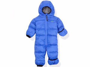 2t Toddler down snow suit by Molehill Mountain