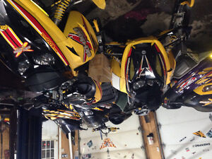 Ski-doo cans for rev ski-doo and zx also new&used parts St. John's Newfoundland image 2
