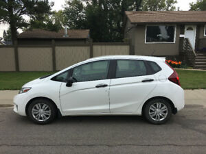 2015 Honda Fit, Hatchback, Manual