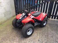 Suzuki lta50 2 stroke quad cheap £870