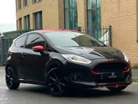2015 Ford Fiesta 1.0 ( 140ps ) EcoBoost ( s/s ) Zetec S Black Edition