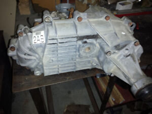 Ford  F  Automatic transmission and transfercase