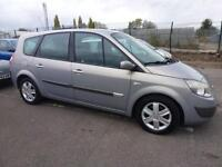2006 RENAULT GRAND SCENIC 1.9 DIESEL DYNAMIQUE-AIR CON & ALLOYS 7 SEATER!!