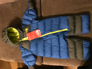 Brand new with tags north face snowsuit