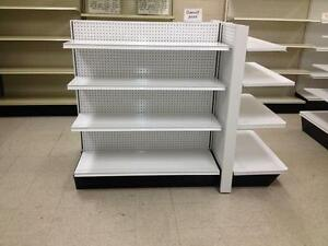 "NEW AND USED STORE FIXTURES ""OPEN TO THE PUBLIC"""
