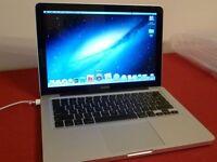 Apple MacBook 13 inch laptop. 2008.