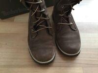 Knee length kids timberland boots