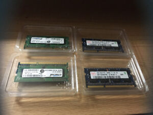 iMac Memory Modules For Sale $40 FIRM