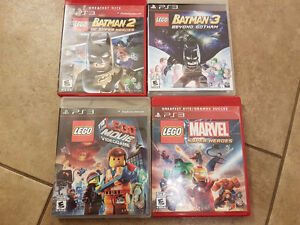 Ps3 Games - Lego