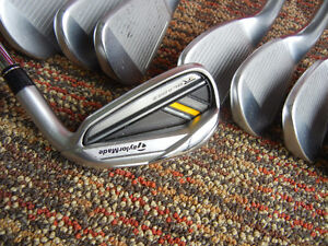 Golf TaylorMade Rocketbladez 4-PW+AW droitier